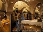 Богослужение в Бари