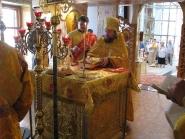 Диаконская хиротония насельника монастыря   фото 1