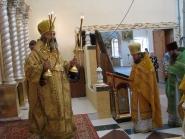 Диаконская хиротония насельника монастыря   фото 2