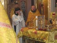 Диаконская хиротония насельника монастыря   фото 4