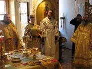 Диаконская хиротония насельника монастыря   фото 7
