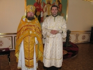 Диаконская хиротония насельника монастыря   фото 8