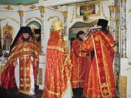 Праздничное Богослужение в честь целителя Пантелеймона |Благослови, Владыко святый вход...