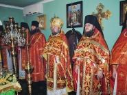 Праздничное Богослужение в честь целителя Пантелеймона | фото 7