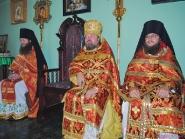 Праздничное Богослужение в честь целителя Пантелеймона | фото 8