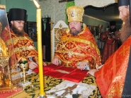 Праздничное Богослужение в честь целителя Пантелеймона | фото 14