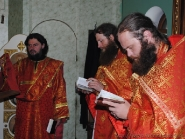 Праздничное Богослужение в честь целителя Пантелеймона | фото 16