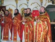Праздничное Богослужение в честь целителя Пантелеймона | фото 19