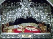 Мощи святителя Амвросия Медиоланского