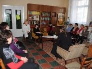 Встреча в библиотеке 5.01.2011. Духовные беседы | фото 1