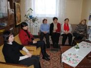 Встреча в библиотеке 5.01.2011. Духовные беседы | фото 6