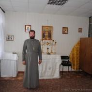 Монастырь духовно окормляет дом-интернат для престарелых