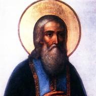 Преподобный Афанасий Серпуховской