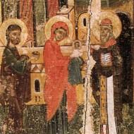 Св. прав. Богоотцы Иоким и Анна