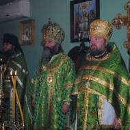 Престольный праздник 8 октября 2010