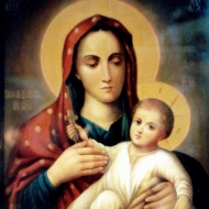 Чудотворный список иконы Божией Матери Козельщанская