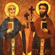 Первоверховные апостолы Петр и Павел