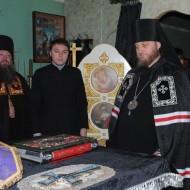 Чтение канона преп. Андрея Критского, 20.03.2013