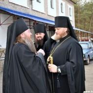 Архипастырьский визит владыки Никодима, 3.03.2013