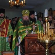 Престольный праздник 8 октября 2013 г.