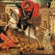 Мощи и образ Святого Георгия Победоносца в России