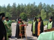 Встреча икон преп. Агапита Печерского и влкмч. Варвары | фото 3
