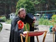 Встреча икон преп. Агапита Печерского и влкмч. Варвары | фото 5