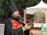 Встреча икон преп. Агапита Печерского и влкмч. Варвары | фото 7