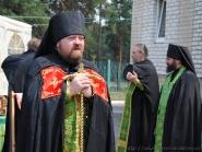Встреча икон преп. Агапита Печерского и влкмч. Варвары | фото 8