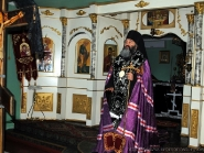 Чтение Великого Канона преподобного Андрея Критского во главе с Епископом Агапитом, 10.03.2011   фото 11