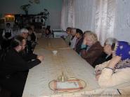 Пасхальные беседы с членами Районного общества инвалидов | фото 1