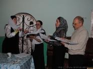 Пасхальные беседы с членами Районного общества инвалидов | фото 2