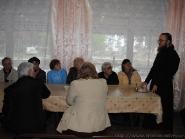 Пасхальные беседы с членами Районного общества инвалидов | фото 3