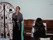 Пасхальные беседы с членами Районного общества инвалидов | фото 5