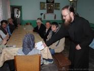 Пасхальные беседы с членами Районного общества инвалидов | фото 7