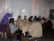 Пасхальные беседы с членами Районного общества инвалидов | фото 8
