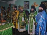 Престольный праздник 24.10.2010   фото 8