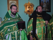 Престольный праздник 24.10.2010   фото 12