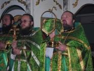 Престольный праздник 24.10.2010   фото 21