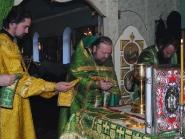 Престольный праздник 24.10.2010   фото 23