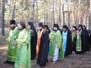 Престольный праздник 24.10.2010   фото 34