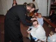 Праздничное мероприятие в честь праздника Святителя Николая в Кременском Доме-интернате | фото 14