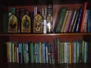 Открытие православного читального уголка | 3