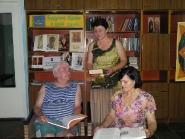 Открытие православного читального уголка | 4