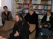 Встреча в библиотеке 5.01.2011. Духовные беседы | фото 5