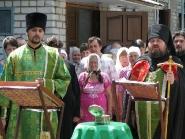 Встреча чудотворного образа и частицы мощей святой блаженной Матроны Московской | фото 4