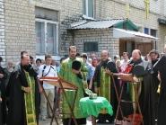 Встреча чудотворного образа и частицы мощей святой блаженной Матроны Московской | фото 7