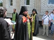 Встреча чудотворного образа и частицы мощей святой блаженной Матроны Московской | фото 8