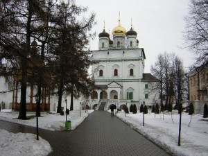 Cвято-Успенский Иосифо-Волоцкий монастырь