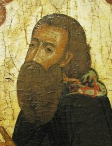 Преподобный Амфилохий, игумен Глушицкий